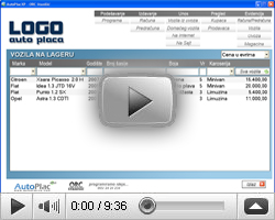 Auto Plac XP Program za auto placeve Video uputstvo
